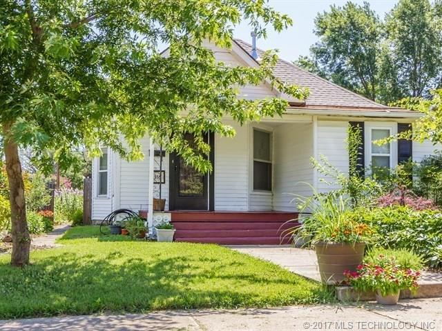 316 S Creek Avenue, Bartlesville, OK 74003 (MLS #1739768) :: The Boone Hupp Group at Keller Williams Realty Preferred