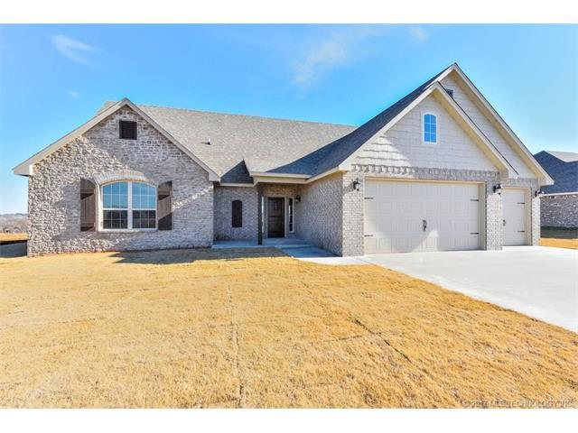 13551 S 236th East Avenue, Coweta, OK 74429 (MLS #1739901) :: The Boone Hupp Group at Keller Williams Realty Preferred
