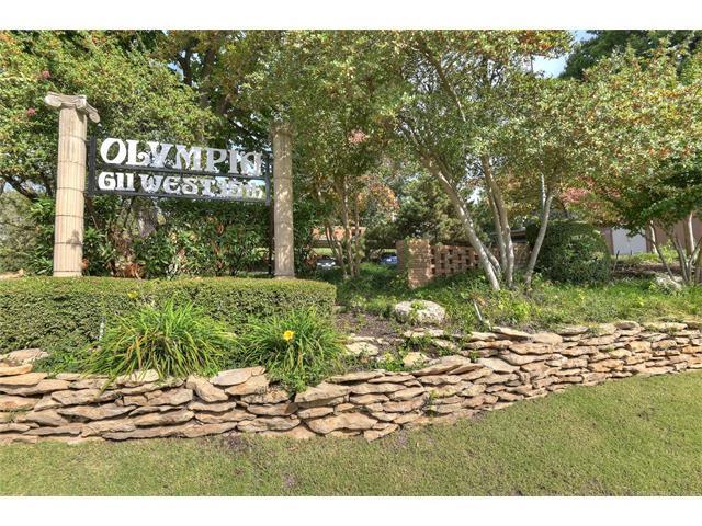 611 W 15th Street F5, Tulsa, OK 74127 (MLS #1740166) :: The Boone Hupp Group at Keller Williams Realty Preferred