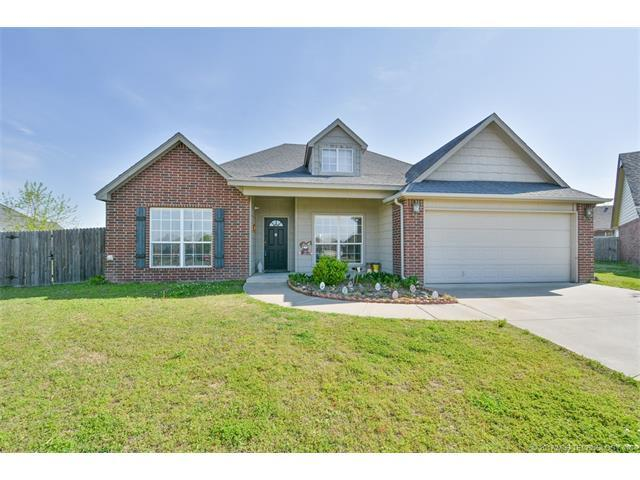 119 W 134th Court N, Skiatook, OK 74070 (MLS #1740196) :: The Boone Hupp Group at Keller Williams Realty Preferred