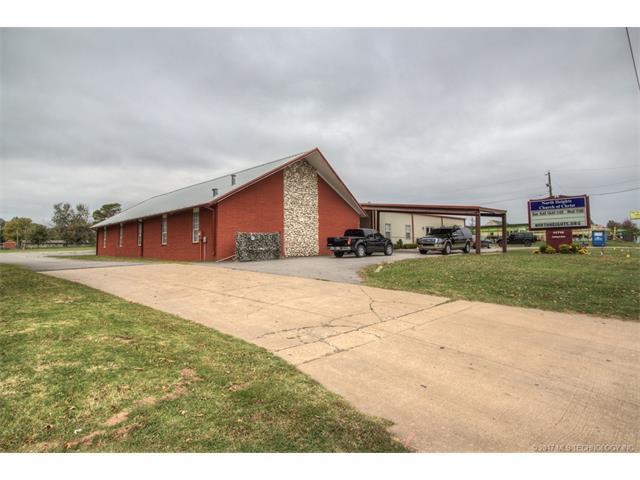 11710 S Memorial Drive, Bixby, OK 74008 (MLS #1740340) :: The Boone Hupp Group at Keller Williams Realty Preferred