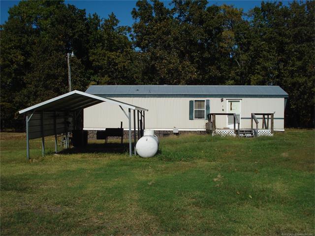 428451 E 1131 Road, Porum, OK 74455 (MLS #1740400) :: The Boone Hupp Group at Keller Williams Realty Preferred