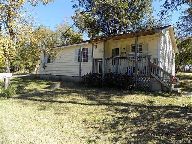 600 S Sasakwa Street, Wewoka, OK 74884 (MLS #1740712) :: The Boone Hupp Group at Keller Williams Realty Preferred