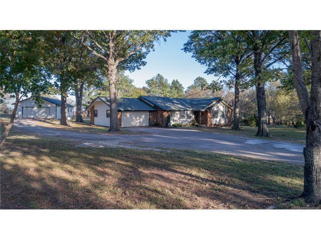 26328 S 4420 Road, Vinita, OK 74301 (MLS #1740891) :: The Boone Hupp Group at Keller Williams Realty Preferred