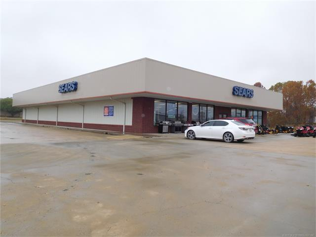 500 Village Boulevard, Mcalester, OK 74501 (MLS #1741323) :: The Boone Hupp Group at Keller Williams Realty Preferred