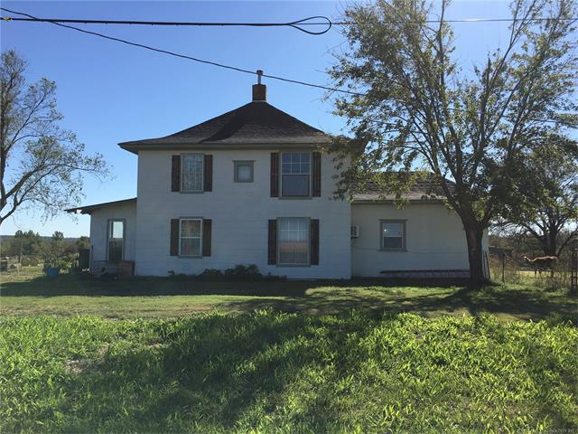 437369 E 190 Road, Vinita, OK 74301 (MLS #1741646) :: The Boone Hupp Group at Keller Williams Realty Preferred