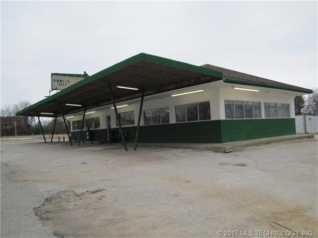 200 E Main Street, Stonewall, OK 74871 (MLS #1742472) :: The Boone Hupp Group at Keller Williams Realty Preferred