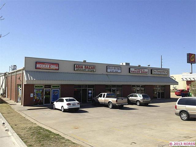 6122 S Garnett Road, Tulsa, OK 74133 (MLS #1742504) :: The Boone Hupp Group at Keller Williams Realty Preferred