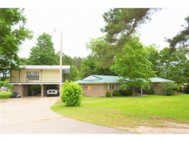 2015-B SE Washington Street, Idabel, OK 74745 (MLS #1742506) :: The Boone Hupp Group at Keller Williams Realty Preferred