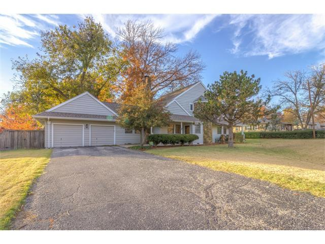 4366 S Jamestown Avenue, Tulsa, OK 74135 (MLS #1743687) :: The Boone Hupp Group at Keller Williams Realty Preferred