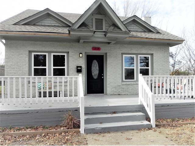 1318 N Boston Avenue, Tulsa, OK 74106 (MLS #1743808) :: The Boone Hupp Group at Keller Williams Realty Preferred