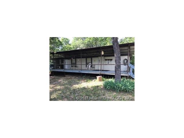 4886 Quail Drive, Kingston, OK 73439 (MLS #1744362) :: The Boone Hupp Group at Keller Williams Realty Preferred