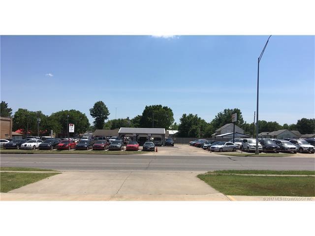 201 W Rogers Boulevard, Skiatook, OK 74070 (MLS #1744370) :: The Boone Hupp Group at Keller Williams Realty Preferred