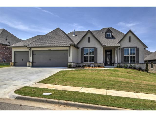 6006 E 143rd Street S, Bixby, OK 74008 (MLS #1744373) :: The Boone Hupp Group at Keller Williams Realty Preferred