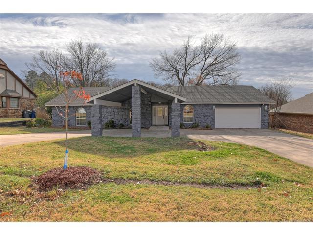 7032 S Richmond Avenue, Tulsa, OK 74136 (MLS #1744379) :: The Boone Hupp Group at Keller Williams Realty Preferred