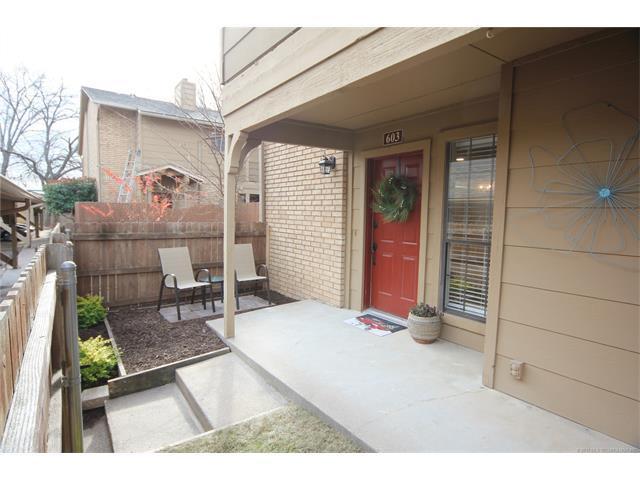 9023 S Delaware Avenue #603, Tulsa, OK 74137 (MLS #1744451) :: The Boone Hupp Group at Keller Williams Realty Preferred