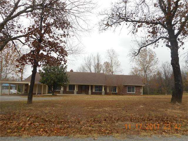 10515 E 156th Street North, Collinsville, OK 74021 (MLS #1744554) :: The Boone Hupp Group at Keller Williams Realty Preferred