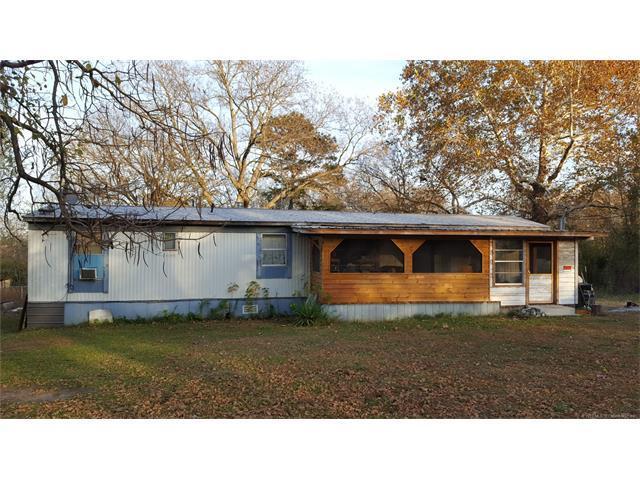 220 Alderson Street, Stonewall, OK 74871 (MLS #1744770) :: The Boone Hupp Group at Keller Williams Realty Preferred