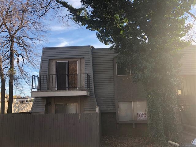 4890 E 68th Street #226, Tulsa, OK 74136 (MLS #1744783) :: The Boone Hupp Group at Keller Williams Realty Preferred