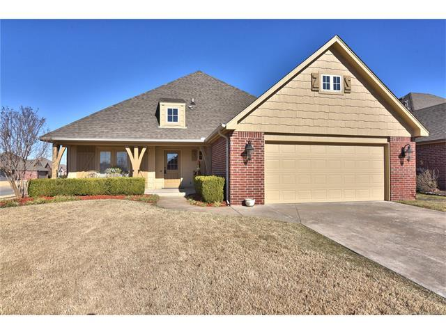 1719 W 119th Street S, Jenks, OK 74037 (MLS #1745138) :: The Boone Hupp Group at Keller Williams Realty Preferred