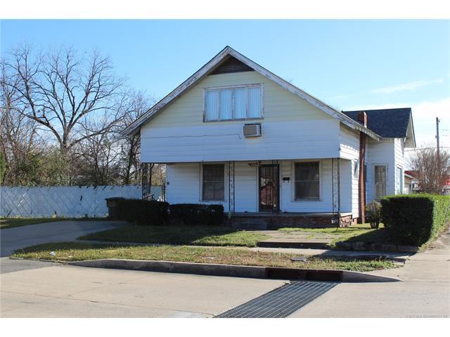 1002 E 3rd Street, Okmulgee, OK 74447 (MLS #1745142) :: The Boone Hupp Group at Keller Williams Realty Preferred