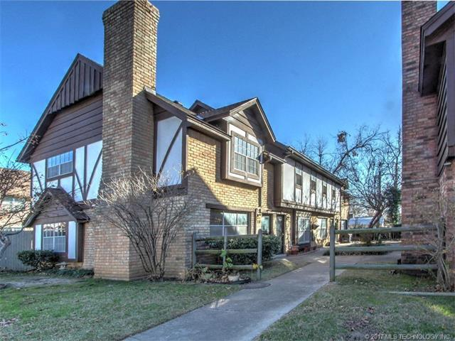 3114 E 25th Place S #1, Tulsa, OK 74114 (MLS #1745284) :: The Boone Hupp Group at Keller Williams Realty Preferred