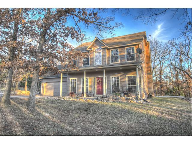 5120 E Redbud Drive, Claremore, OK 74019 (MLS #1745311) :: The Boone Hupp Group at Keller Williams Realty Preferred
