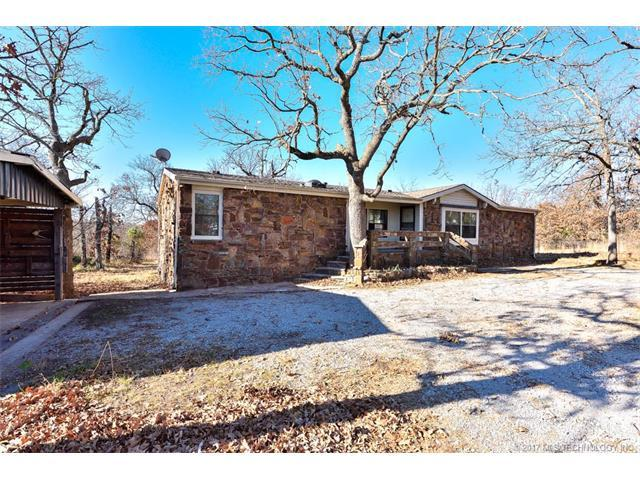 4004 N Indian Oaks Drive, Sand Springs, OK 74063 (MLS #1745324) :: The Boone Hupp Group at Keller Williams Realty Preferred