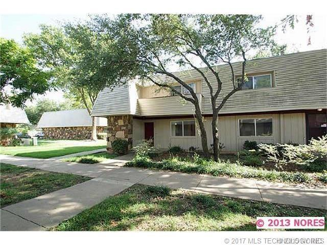 2212 E 66th Place S #1704, Tulsa, OK 74136 (MLS #1745325) :: The Boone Hupp Group at Keller Williams Realty Preferred
