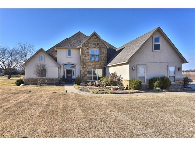 17966 S 71st East Avenue, Bixby, OK 74008 (MLS #1745340) :: The Boone Hupp Group at Keller Williams Realty Preferred