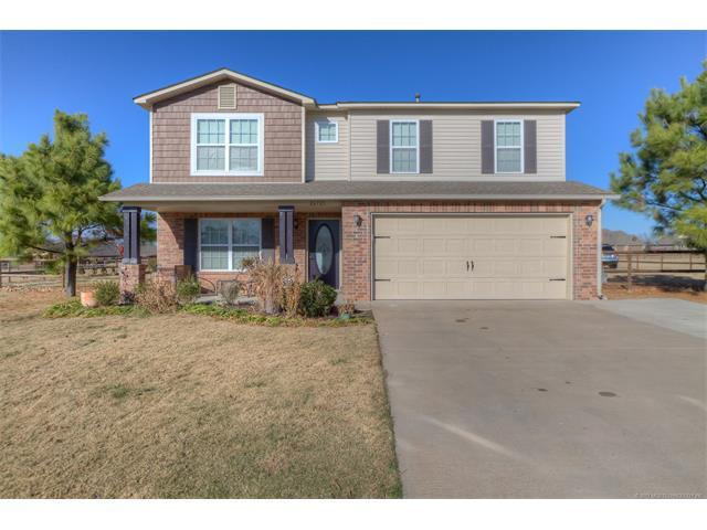 26721 E 80th Place S, Broken Arrow, OK 74014 (MLS #1745358) :: The Boone Hupp Group at Keller Williams Realty Preferred