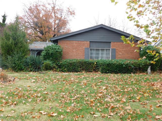 4607 E 46th Street, Tulsa, OK 74135 (MLS #1745372) :: The Boone Hupp Group at Keller Williams Realty Preferred