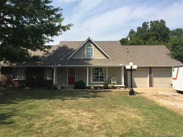 8189 E 485 Road, Claremore, OK 74017 (MLS #1745374) :: The Boone Hupp Group at Keller Williams Realty Preferred
