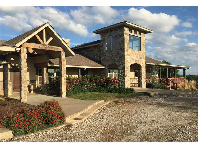 13767 S 321st East Avenue, Coweta, OK 74429 (MLS #1745393) :: The Boone Hupp Group at Keller Williams Realty Preferred