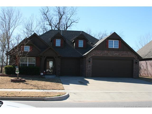 9044 E 140th Street S, Bixby, OK 74008 (MLS #1745403) :: The Boone Hupp Group at Keller Williams Realty Preferred