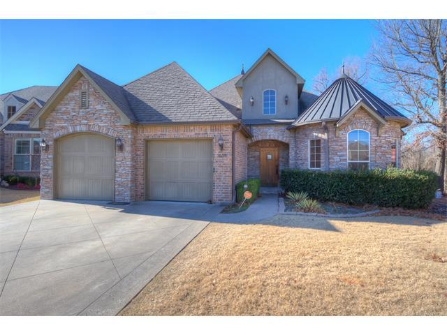 1558 S Hickory Circle, Broken Arrow, OK 74012 (MLS #1745425) :: The Boone Hupp Group at Keller Williams Realty Preferred
