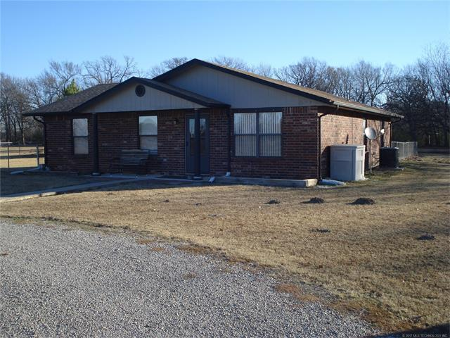 108 Hawkins Drive, Eufaula, OK 74432 (MLS #1745484) :: The Boone Hupp Group at Keller Williams Realty Preferred