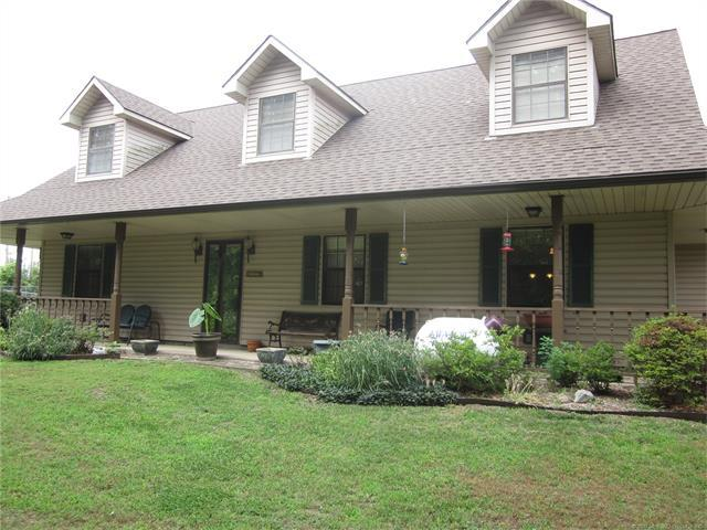 31195 S 4430 Road, Vinita, OK 74301 (MLS #1745883) :: The Boone Hupp Group at Keller Williams Realty Preferred