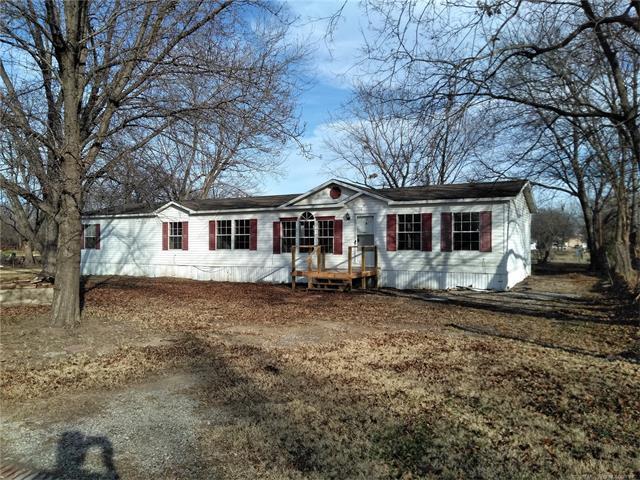 118 S Brown Street, Hominy, OK 74035 (MLS #1746957) :: The Boone Hupp Group at Keller Williams Realty Preferred