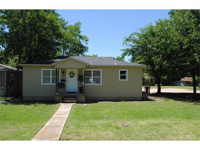 28 Walker Avenue, Mcalester, OK 74501 (MLS #1747123) :: The Boone Hupp Group at Keller Williams Realty Preferred