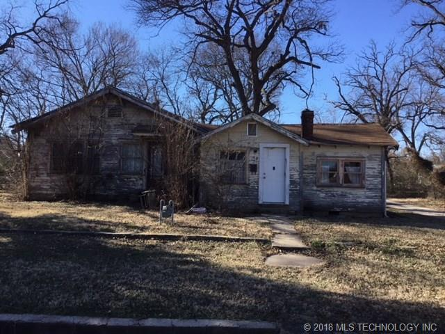 308 N Delaware Avenue, Okmulgee, OK 74447 (MLS #1747434) :: The Boone Hupp Group at Keller Williams Realty Preferred