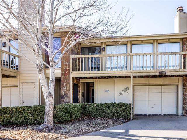 2807 E 90th Street #4, Tulsa, OK 74137 (MLS #1800178) :: The Boone Hupp Group at Keller Williams Realty Preferred