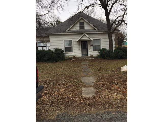 110 W Springer Street West W, Mcalester, OK 74501 (MLS #1800340) :: The Boone Hupp Group at Keller Williams Realty Preferred