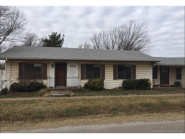 519 Arapaho Street, Garber, OK 73738 (MLS #1800428) :: The Boone Hupp Group at Keller Williams Realty Preferred