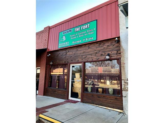 131 N Lee Street, Fort Gibson, OK 74434 (MLS #1800703) :: The Boone Hupp Group at Keller Williams Realty Preferred