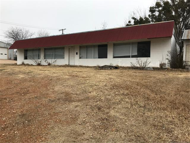 107 SE 2nd Street S, Antlers, OK 74523 (MLS #1800791) :: The Boone Hupp Group at Keller Williams Realty Preferred