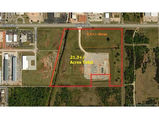 3200 SE 29th Street, Oklahoma City, OK 73115 (MLS #1801034) :: The Boone Hupp Group at Keller Williams Realty Preferred