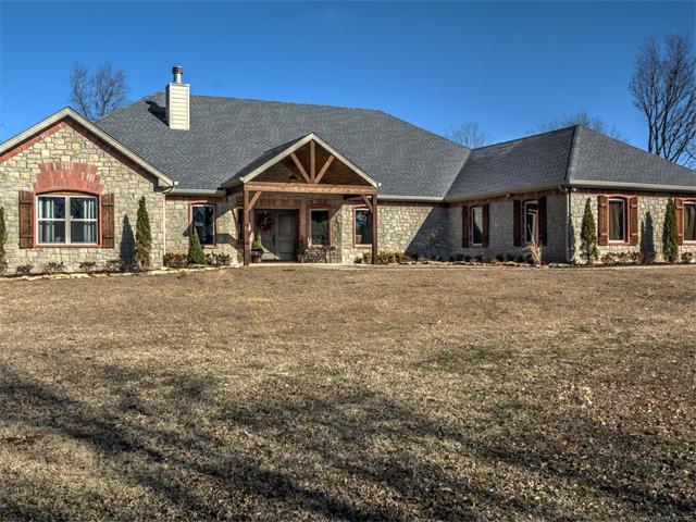 Box 67 Rural Route 1 Road, Delaware, OK 74027 (MLS #1801146) :: The Boone Hupp Group at Keller Williams Realty Preferred