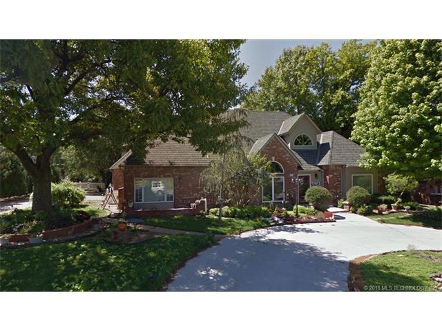 4432 E 90th Place, Tulsa, OK 74137 (MLS #1801210) :: Brian Frere Home Team