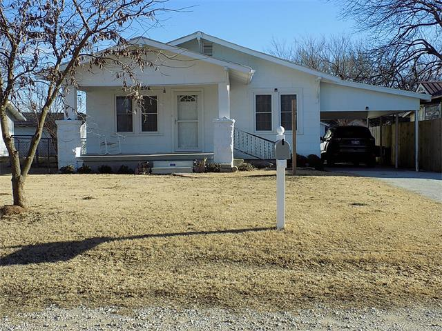 112 S Lowe Street, Holdenville, OK 74848 (MLS #1801676) :: Hopper Group at RE/MAX Results